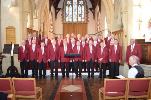 web - choir 8