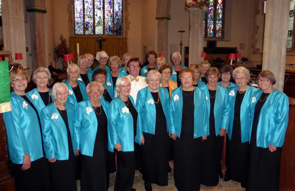full riviera choir church